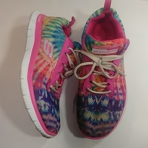 Skechers Skech Knit Running Shoes W 11 Colorful 😍